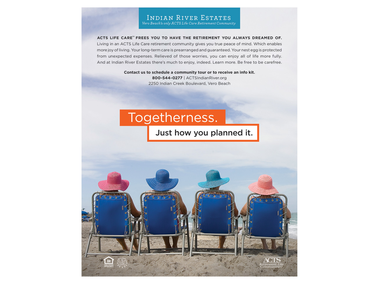 Print Ad - Togetherness