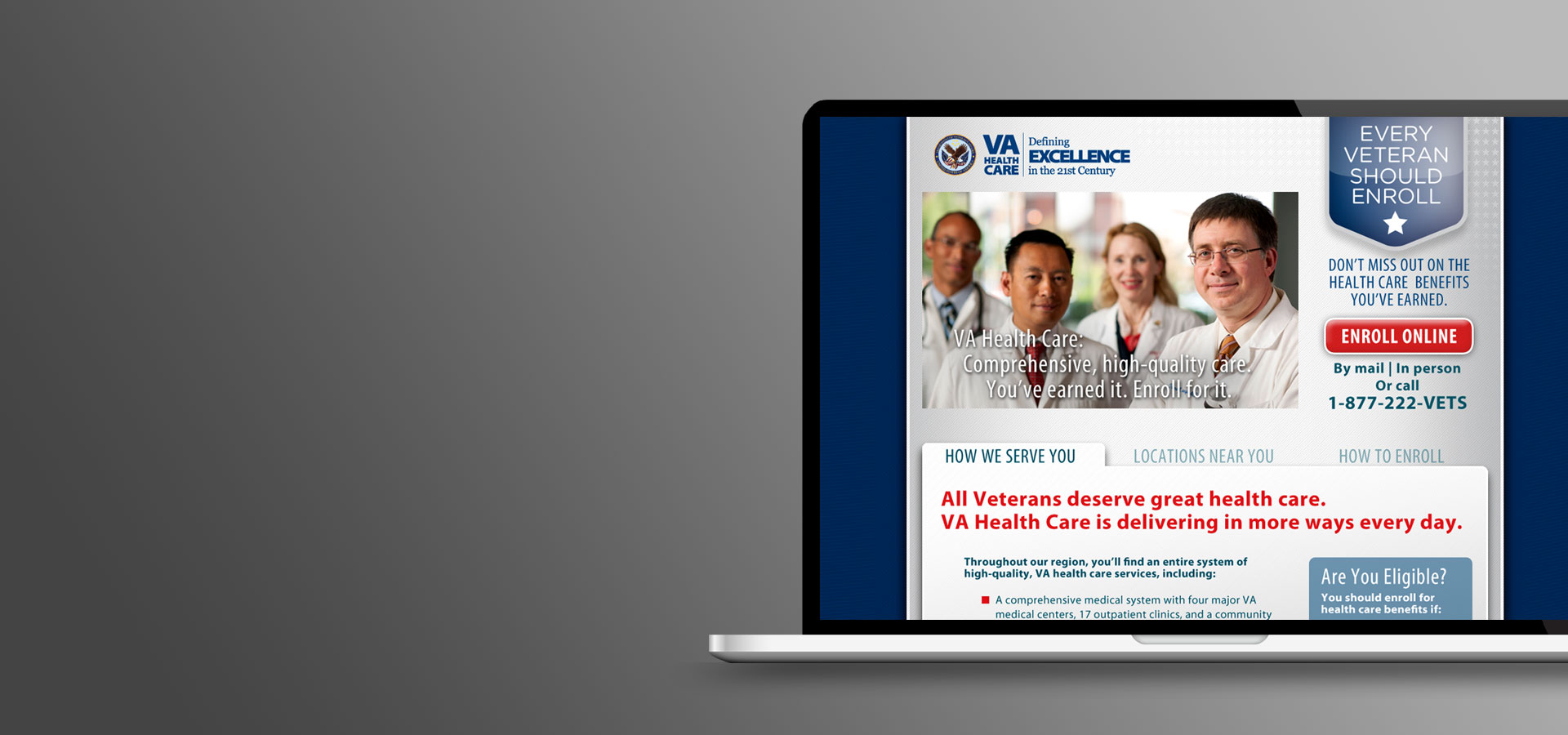 Veterans Health Administration (VHA) Integrated Marketing