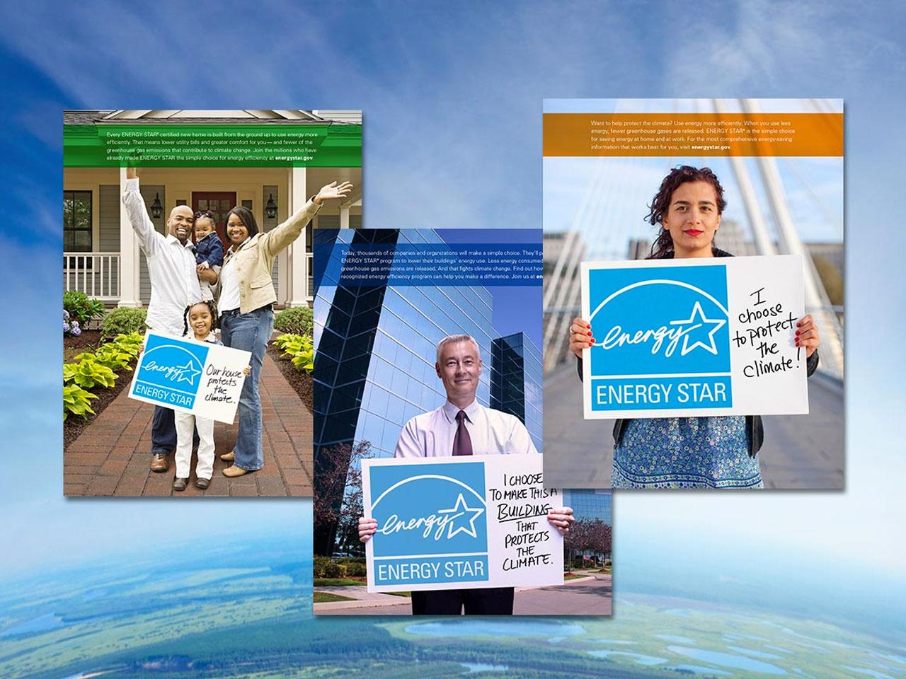 print PSA campaign
