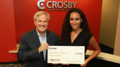 Article thumbnail for Crosby Awards Broadneck High School Senior with $5,000 Marketing & Media Studies Scholarship