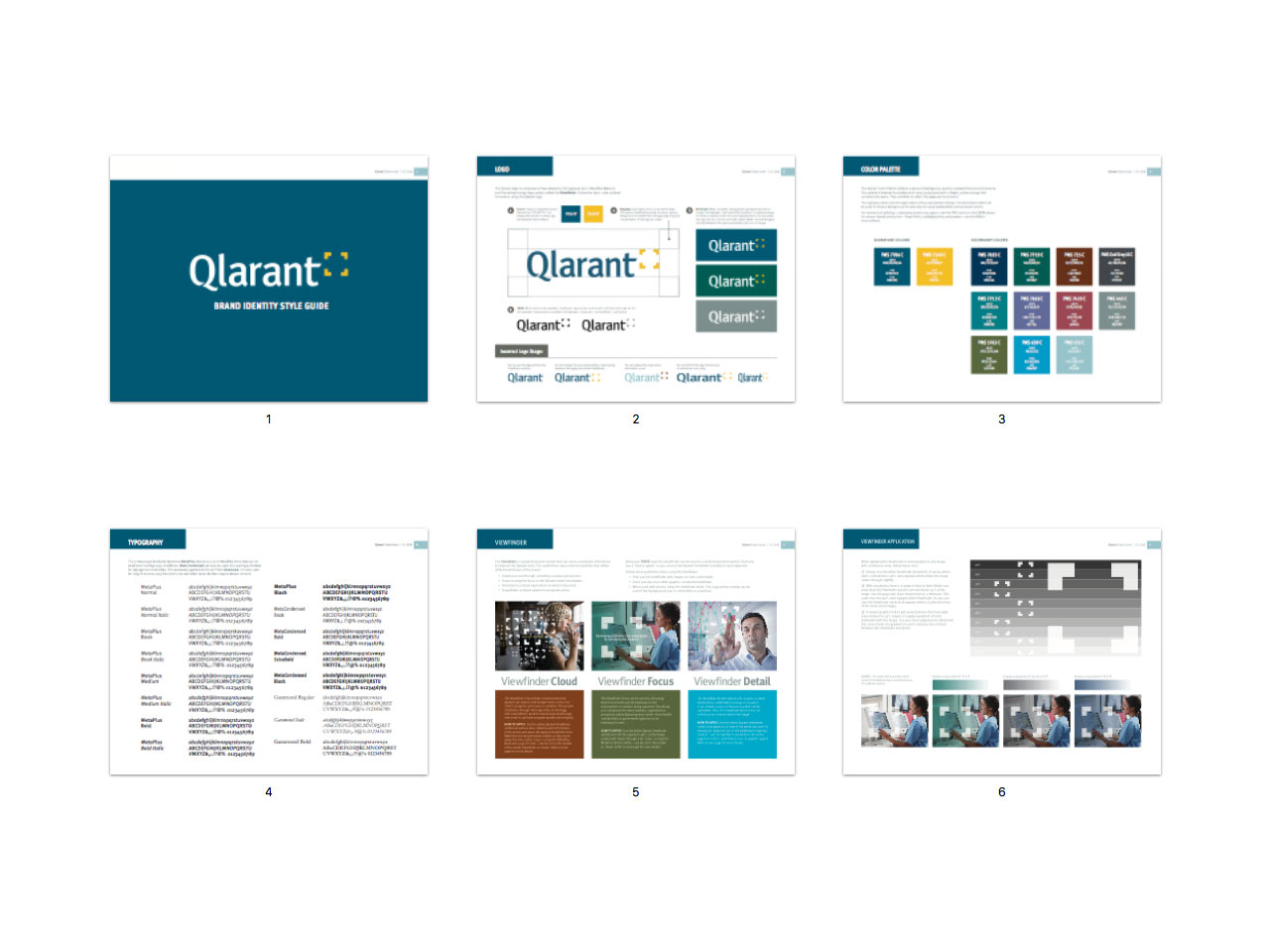 Qlarant Style Guide