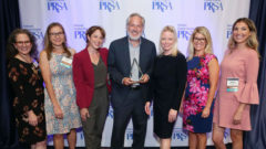 Article thumbnail for Crosby Named Large PR Agency of the Year at Thoth Awards