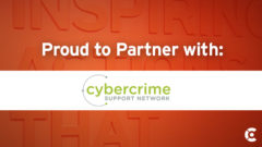 Article thumbnail for Crosby Selected by Cybercrime Support Network For  National Military and Veteran Campaign