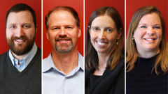 Article thumbnail for Crosby Promotes Four to Associate Vice President