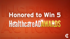 Article thumbnail for Crosby Wins Five Healthcare Marketing Awards for Kaiser Permanente Campaign